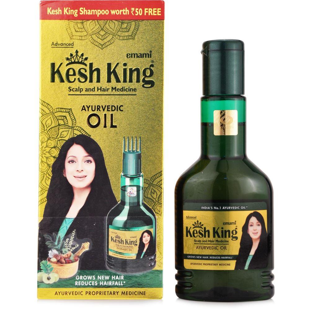 Emami Kesh King Hair Oil (100ml)