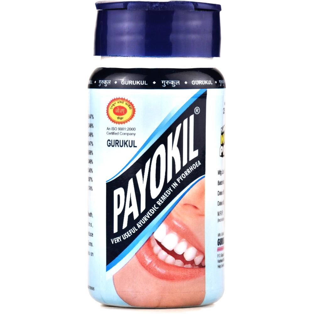 Gurukul Payokil Tooth Powder (25g)
