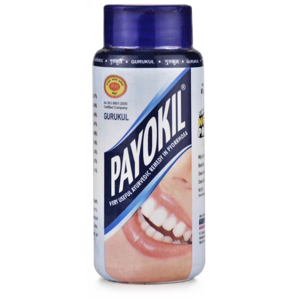 Gurukul Payokil Tooth Powder (60g)