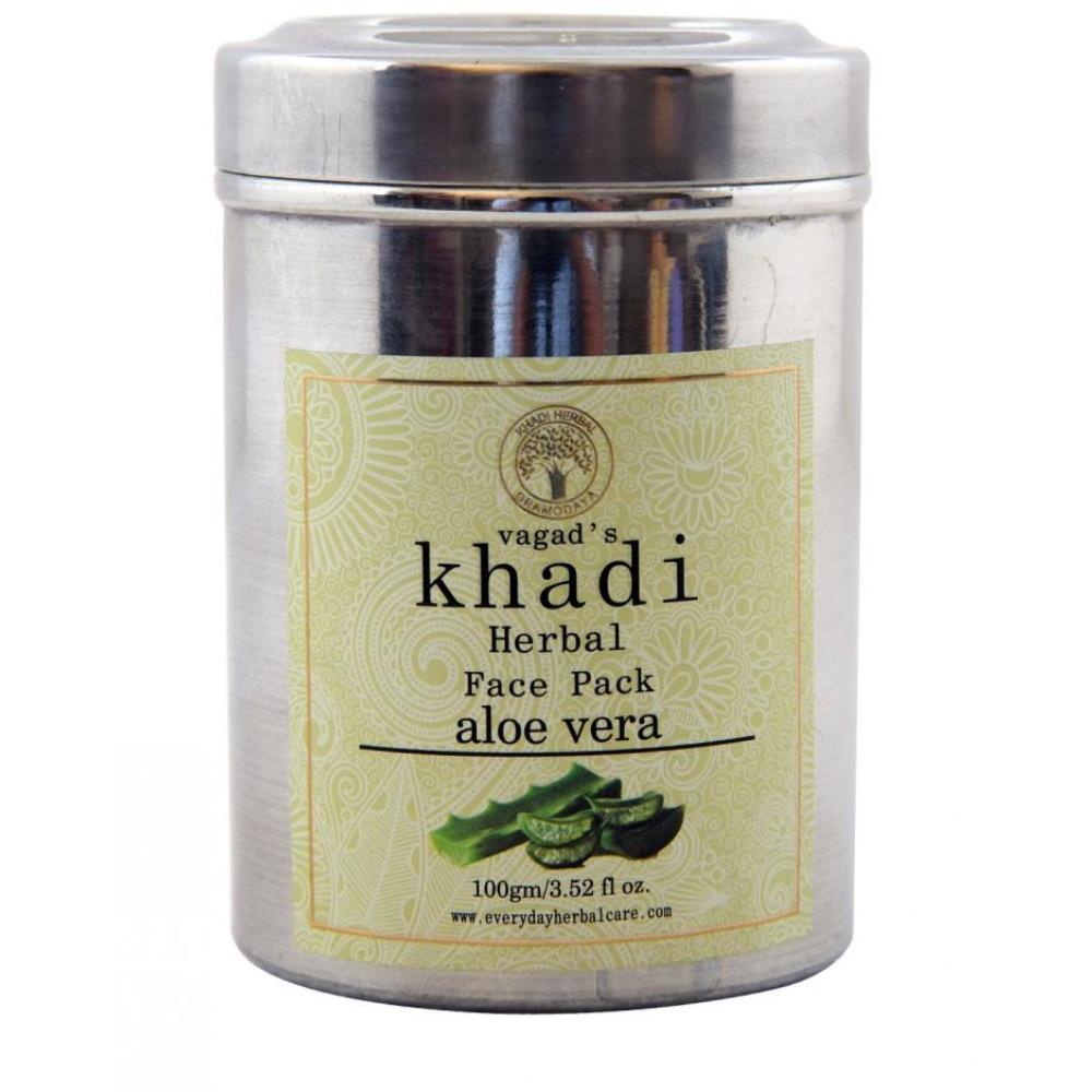 Vagads Khadi Aloevera Face Pack (100g)