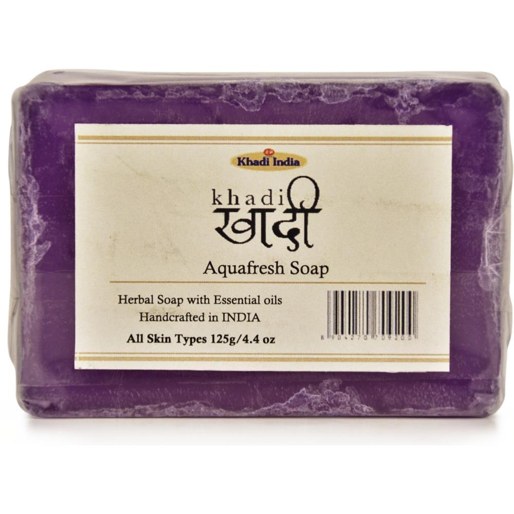 Khadi Aquafresh Soap (125g)