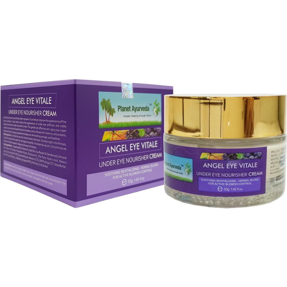 Planet Ayurveda Angel Eye Vitale - Under Eye Nourishing Cream (50g)