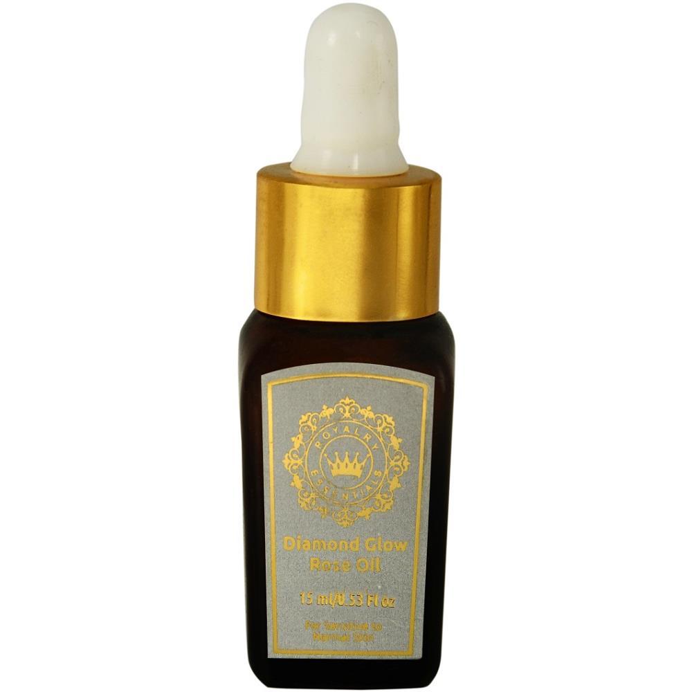 Royalry Essentials Diamond Glow Rose Gold Oil (15ml)