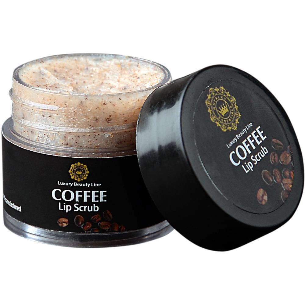 Royalry Essentials Coffee Lip Scrub (10g)