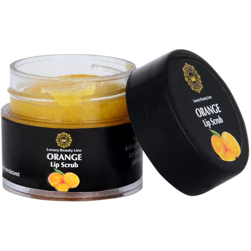 Royalry Essentials Orange Lip Scrub (10g)