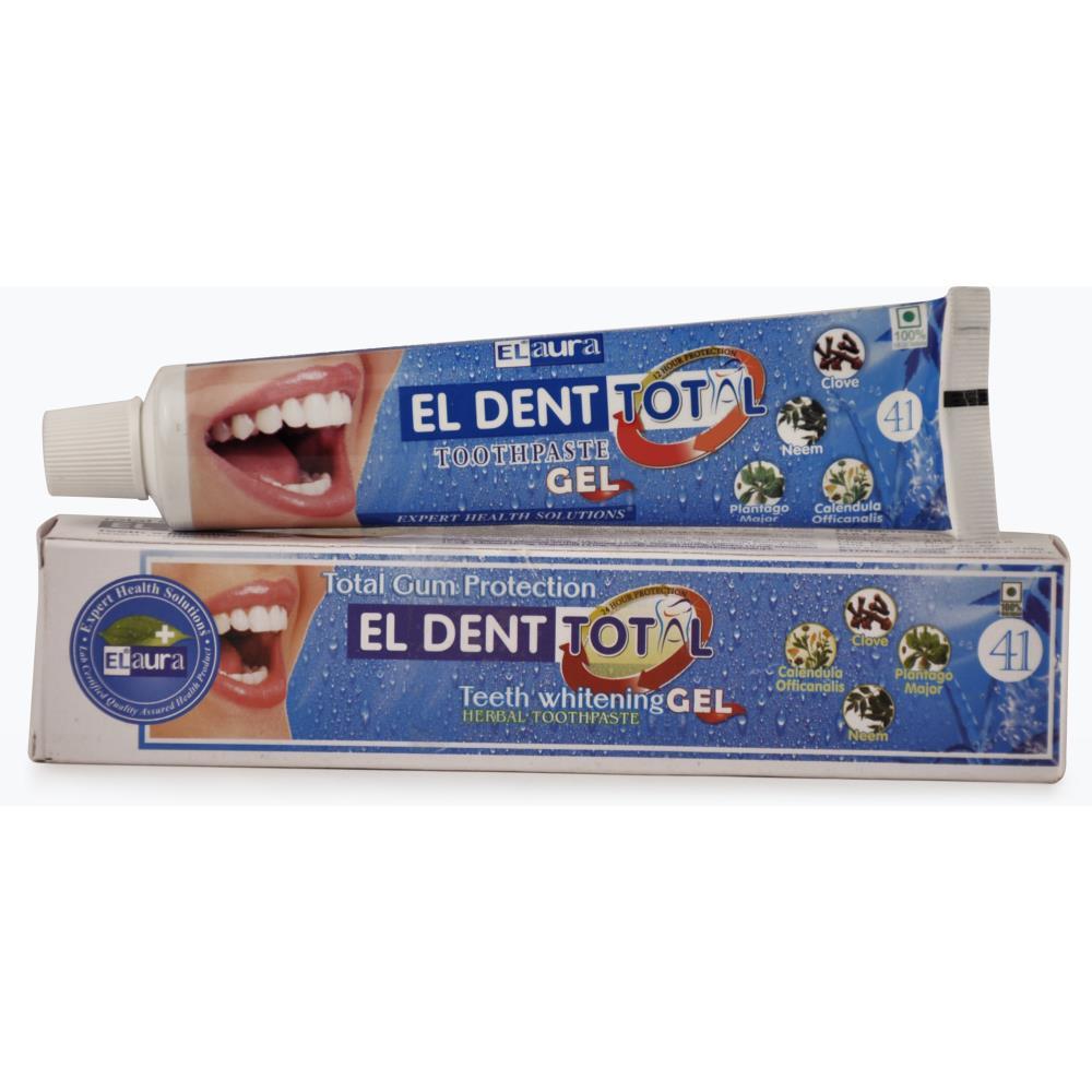 Dr. Lal Elaura El Dent Total ( Teeth Whitening Gel) (100g)
