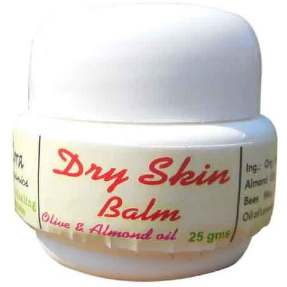 La Flora Organics Dry Skin Olive Almond Shea Herbal Balm (25g)