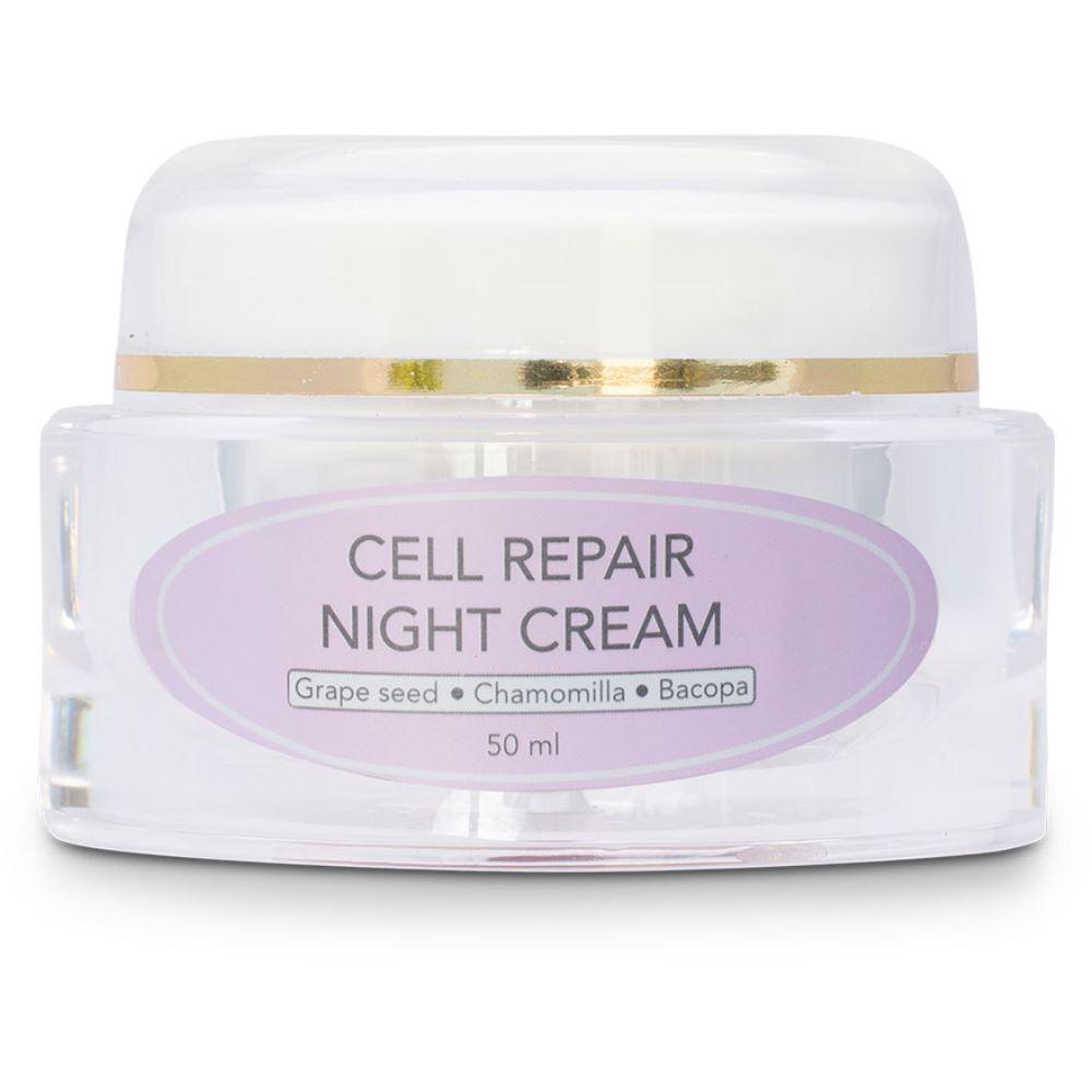 Amsarveda Cell Repair Night Cream (50ml)