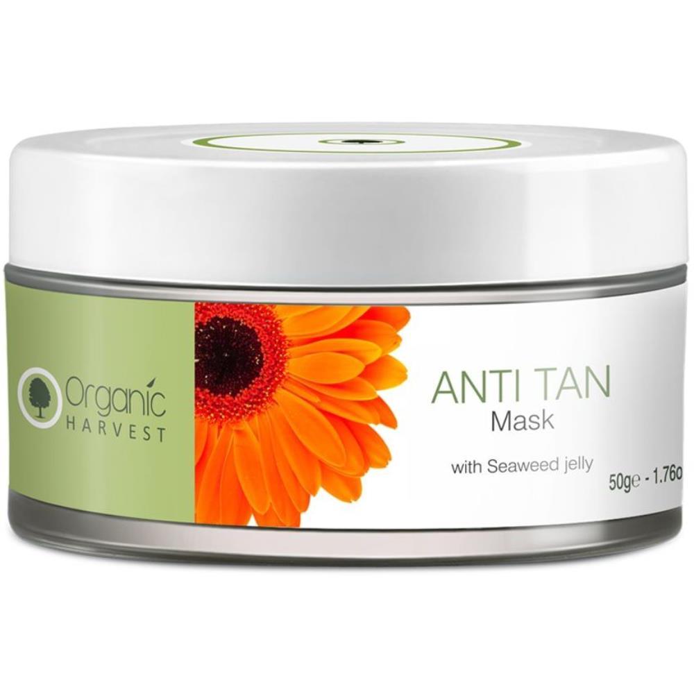 Organic Harvest Anti Tan Mask (50g)