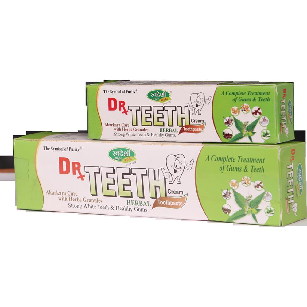 Swadeshi Ayurved Dr. Teeth (100g)