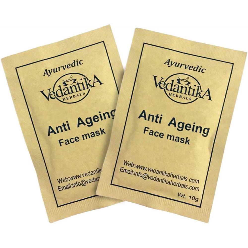 Vedantika Herbals Anti Ageing Trial Pack (10g, Pack of 5)