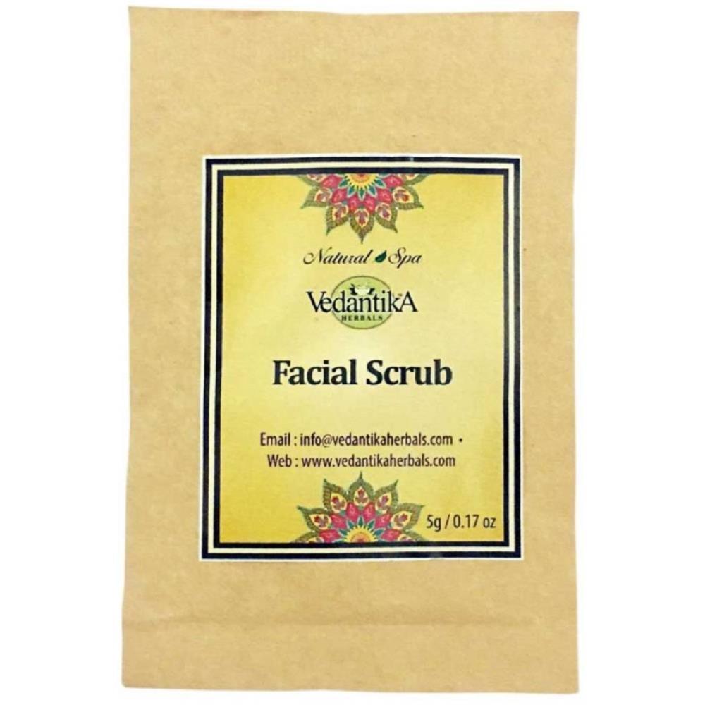 Vedantika Herbals Facial Scrub Trial Pack (5g)