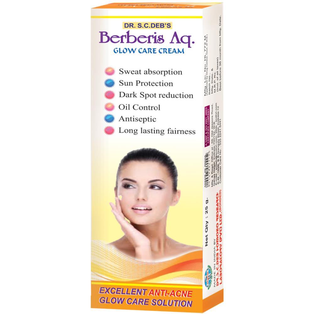 Dr. S C DEBS Berberis Cream (50g)