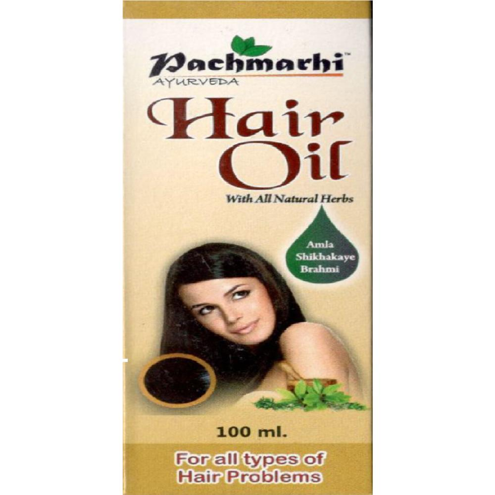Pachmarhi Ayurveda Hair Oil (100ml)