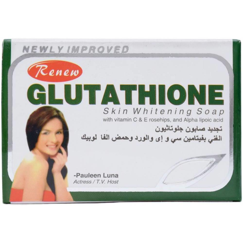 Renew Kojic Glutathione Original Soap (135g)