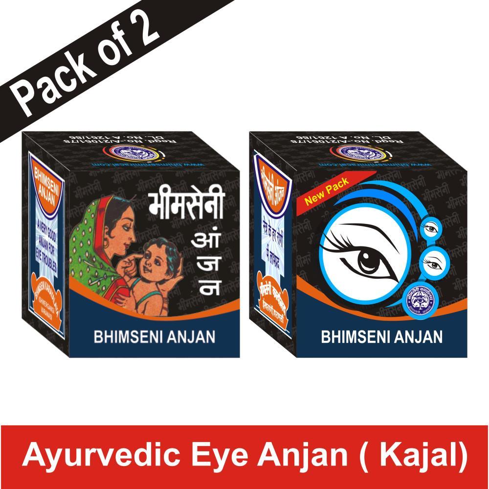 Bhimseni Anjan (1.1g, Pack of 2)