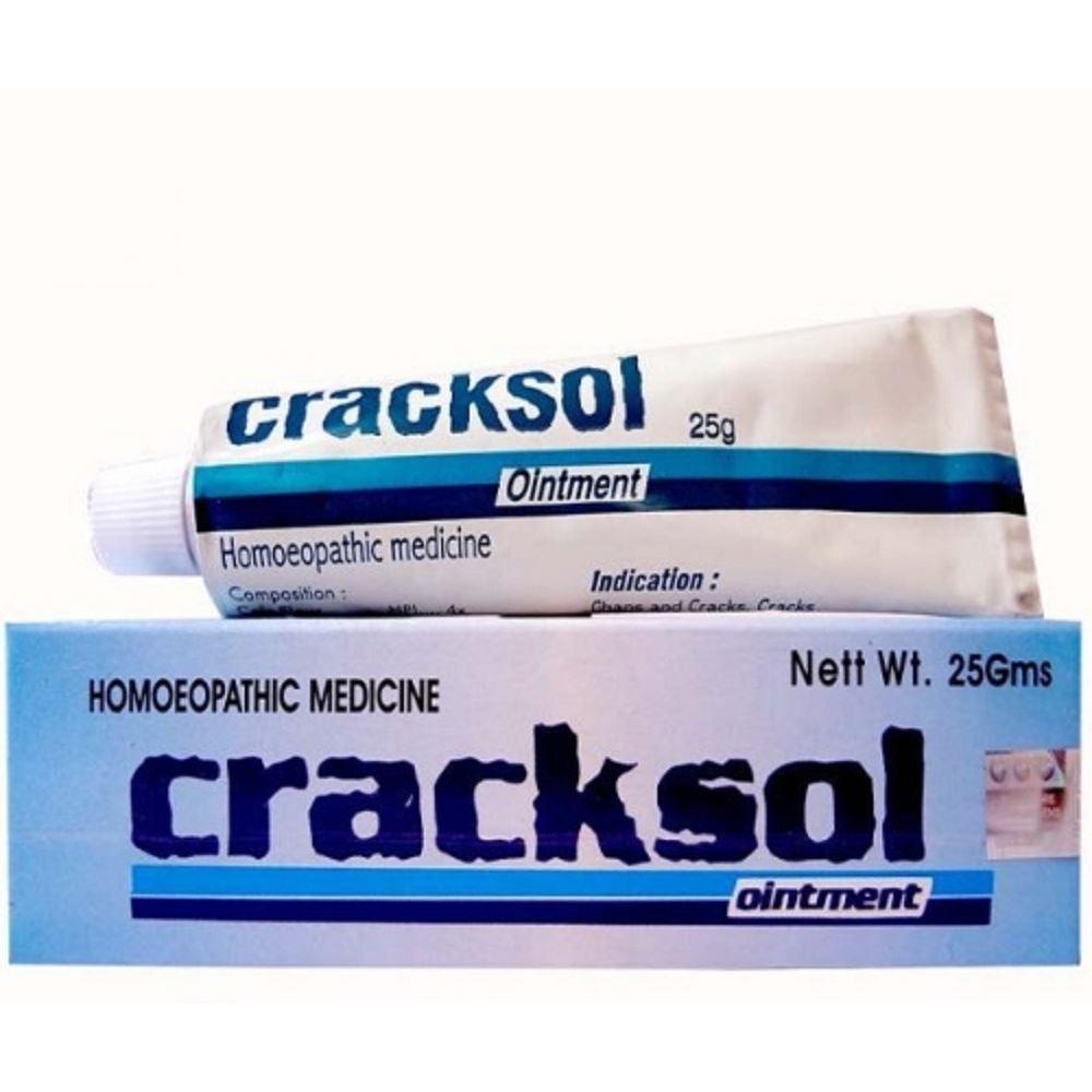 Bangalore Bio-Plasgens Cracksol Cream (25g)