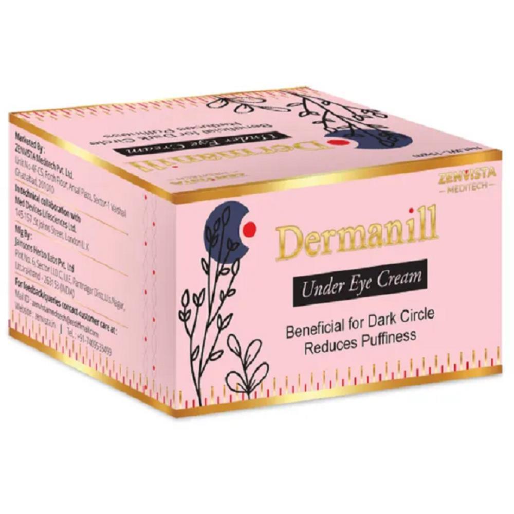 Zenvista Meditech Dermanill Under Eye Cream (15g)