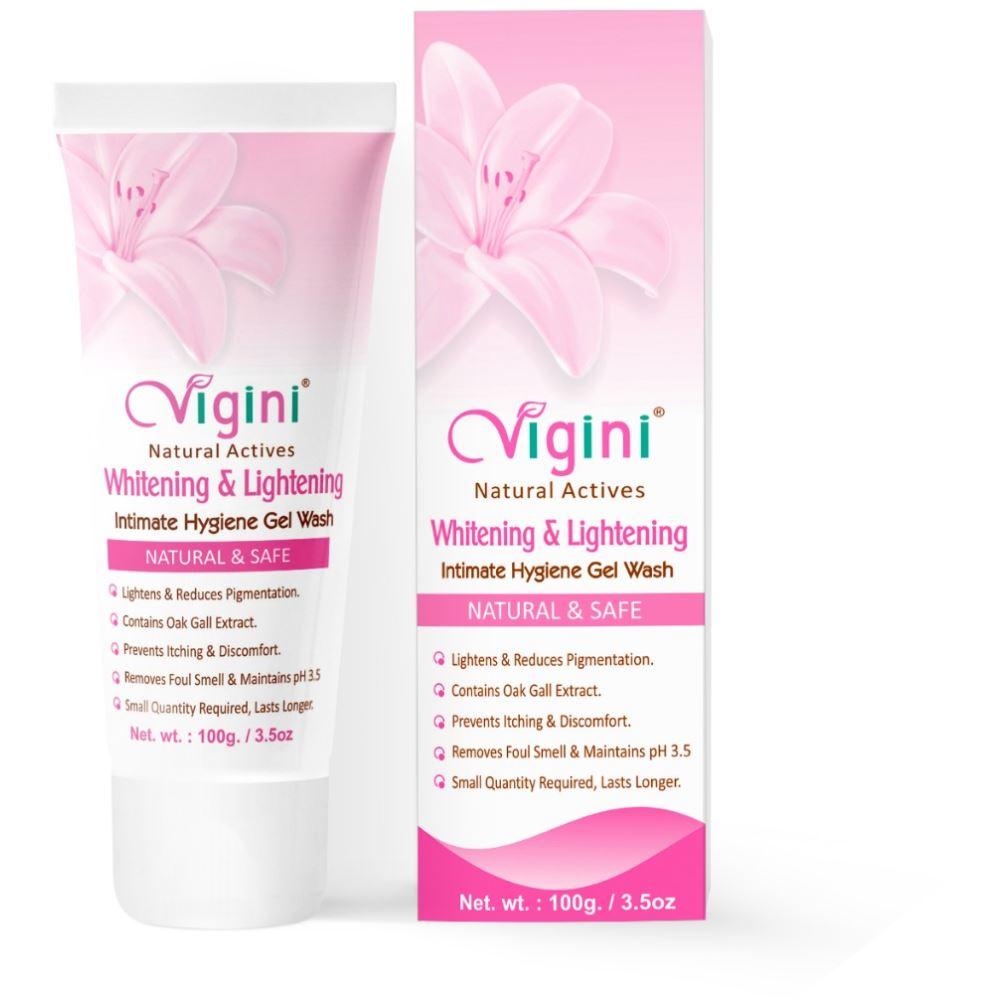 Vigini Lightening Intimate Feminine Wash (100g)
