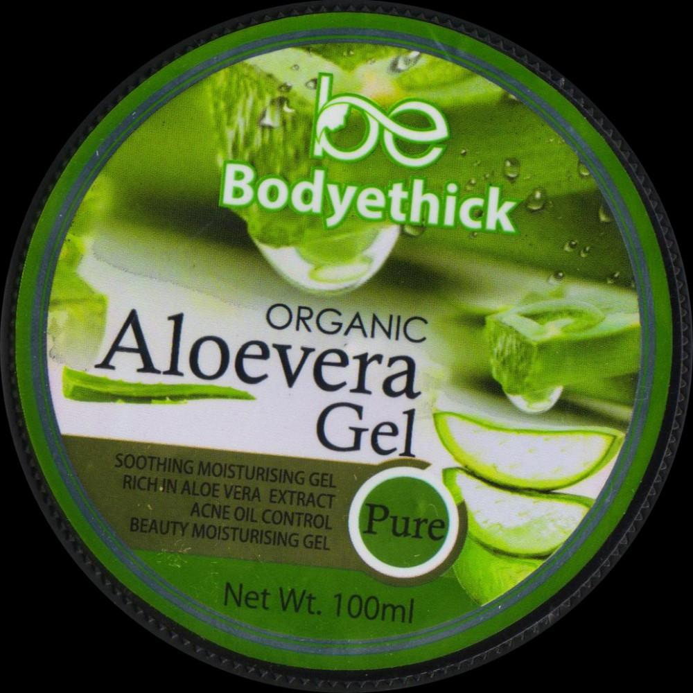 Moonstar Bodyethic Pure Organic Aloevera Gel (100ml)