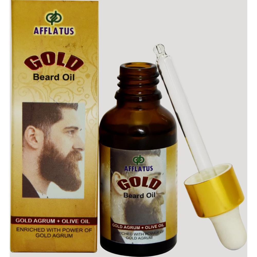 Afflatus Gold Beard Oil (30ml)