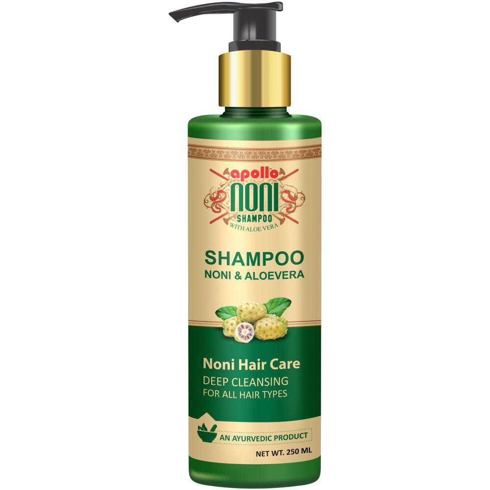 Apollo Noni Shampoo with Aloevera (250ml)