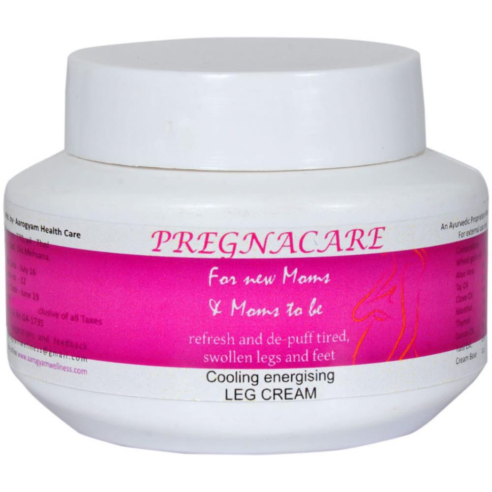 Pregna Care Cooling & Energizing Leg Cream (100g)
