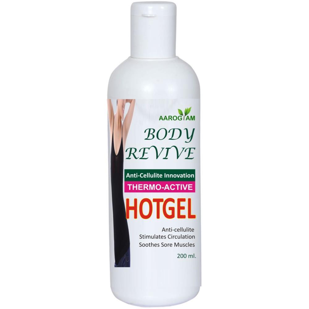 Body Revive Hot Gel (200ml)