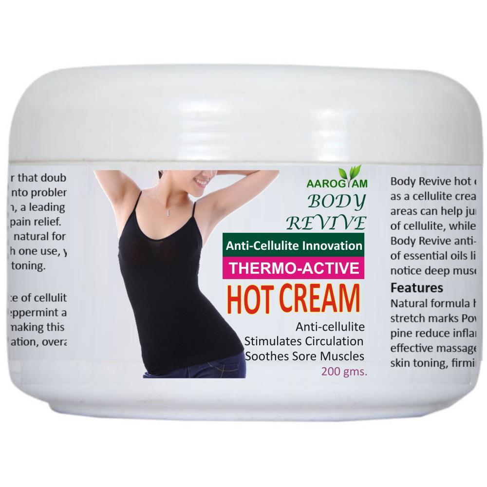 Body Revive Hot Cream (200ml)