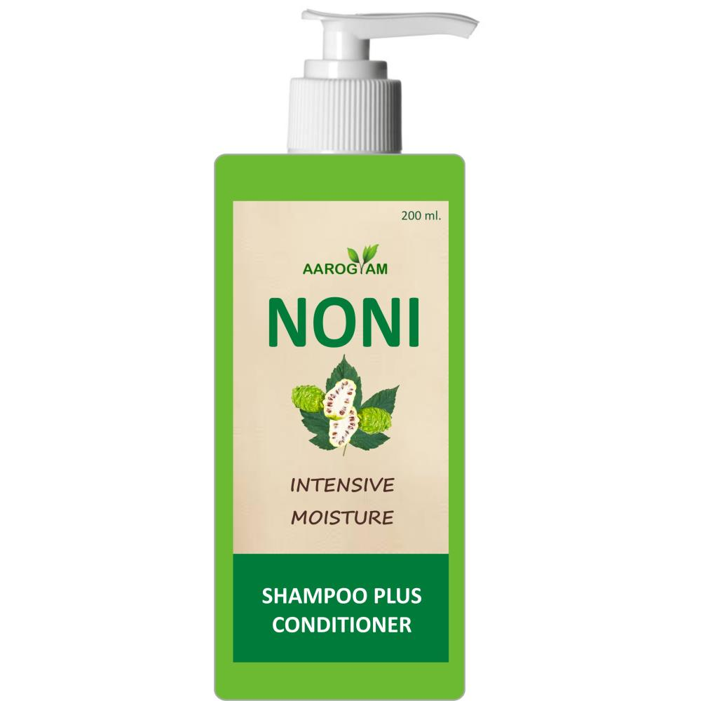 Aarogyam Noni Shampoo Plus Conditioner (250ml)