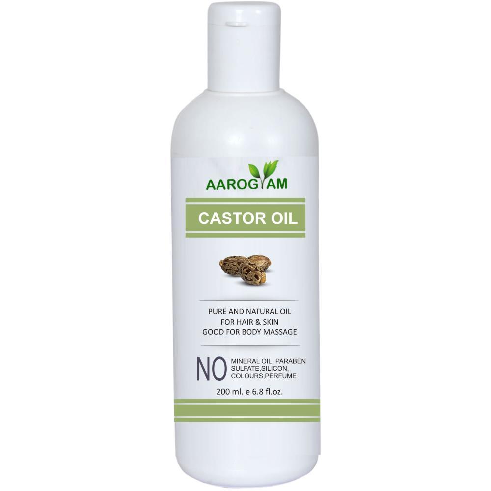 Aarogyam Castor Oil (200ml)