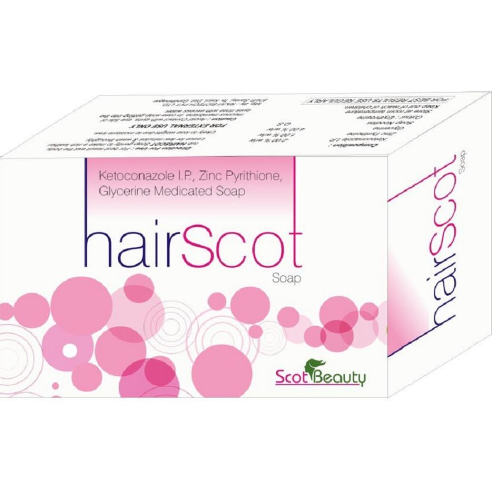 Scot Beauty Hairscot Soap (75g)