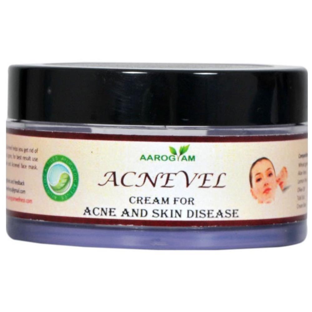 Aarogyam Acnevel Cream (50g)
