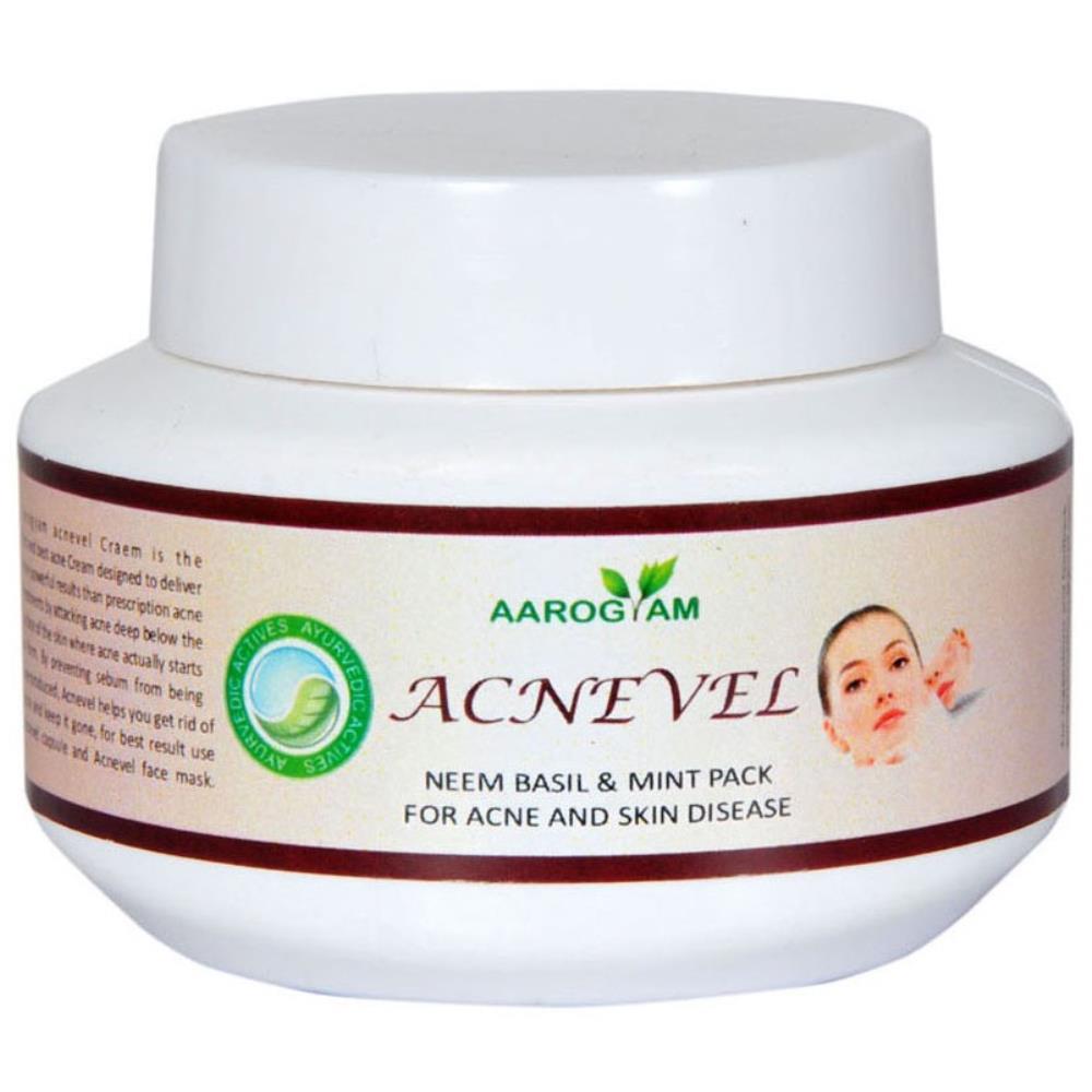 Acnevel Neem,Basil & Mint Face Pack (100g)