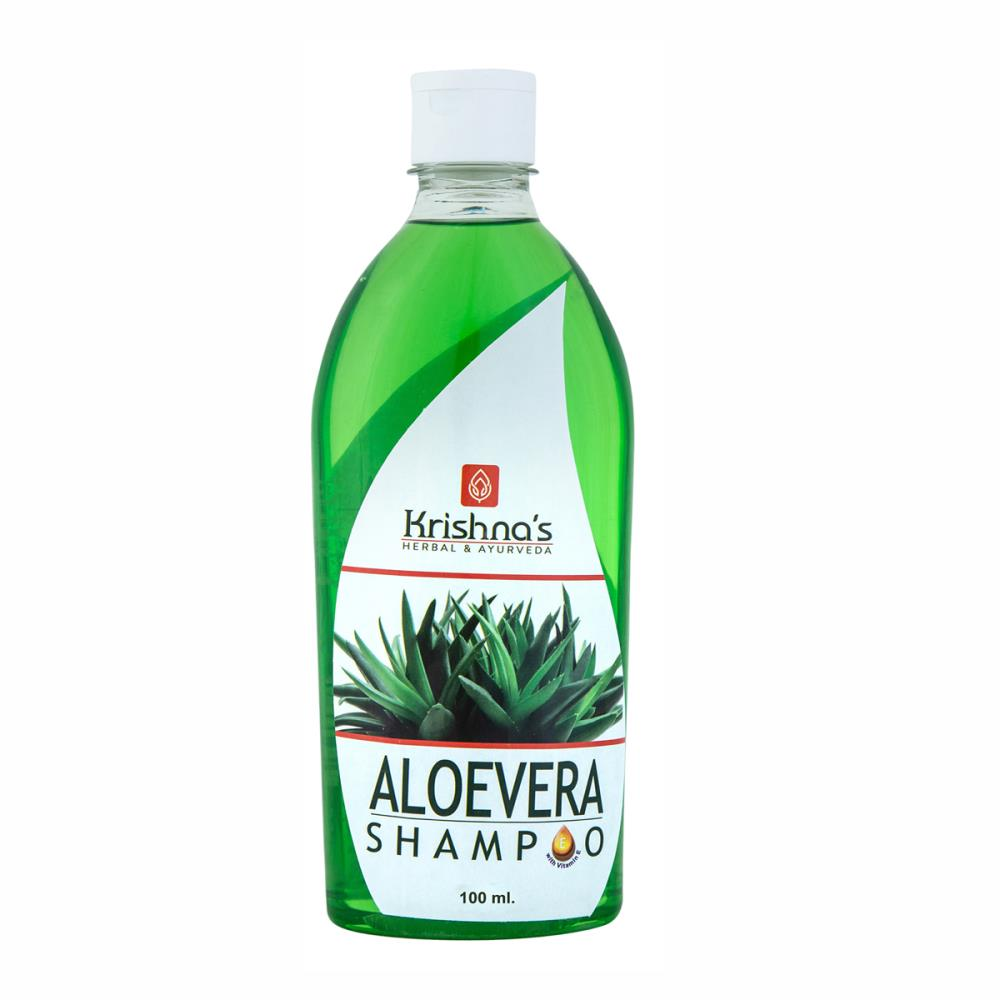 Krishna's Aloe Vera Shampoo (100ml)