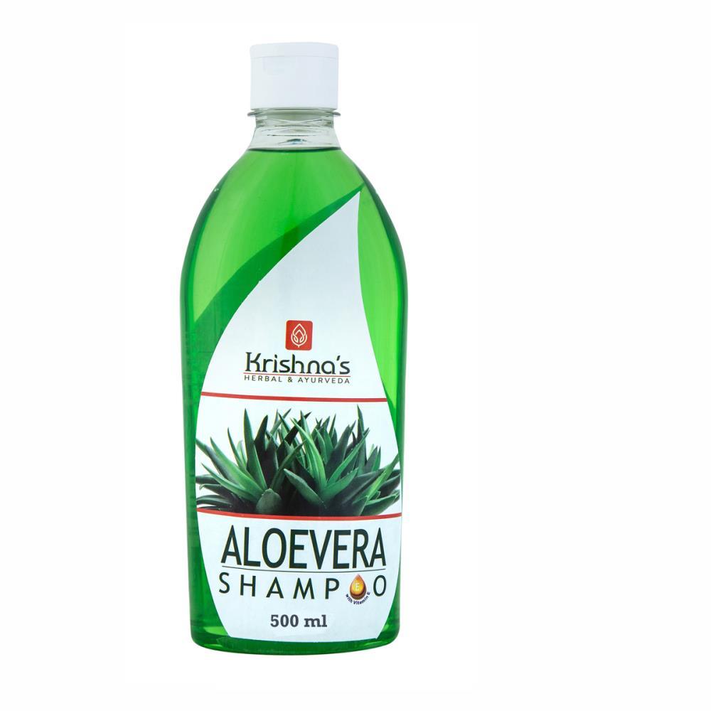 Krishna's Aloe Vera Shampoo (500ml)