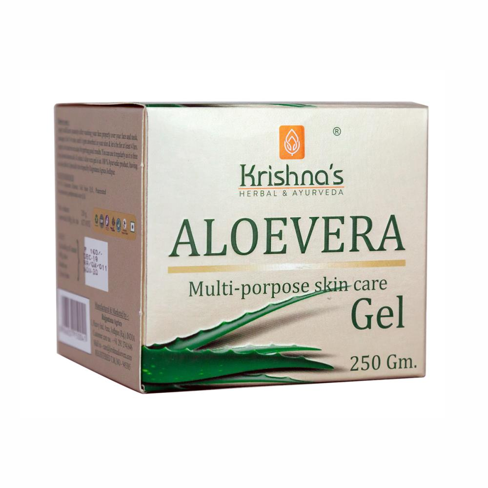 Krishna's Aloe Vera Gel (250g)