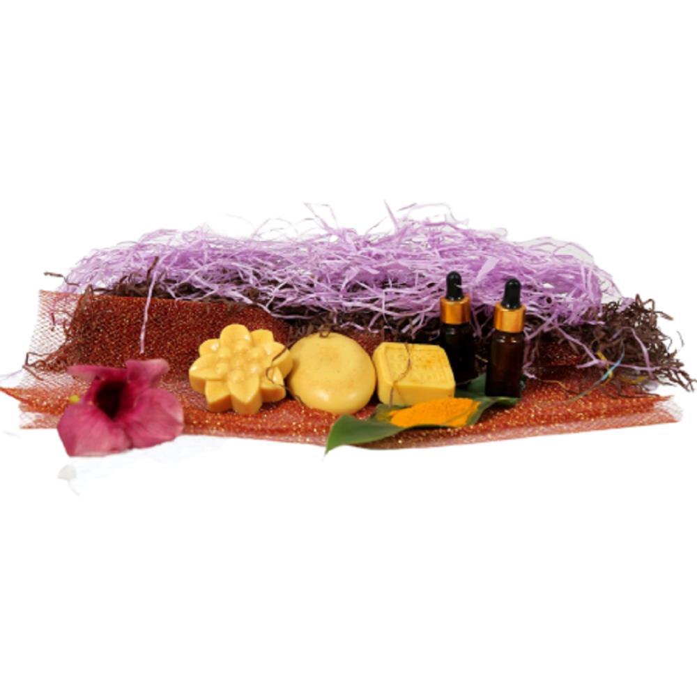 Care Bunch Handmade Kesar Haldi Soap (70g)