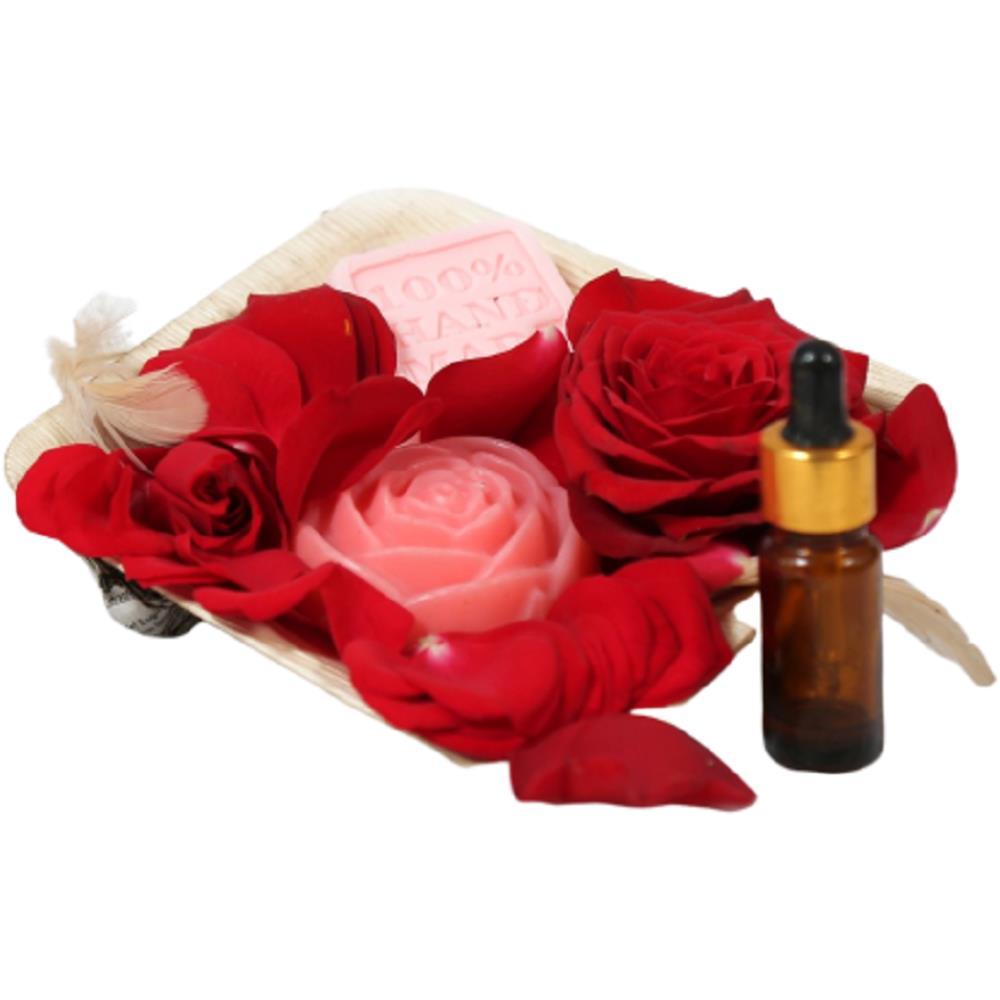 Care Bunch Handmade Rose Soap (70g)