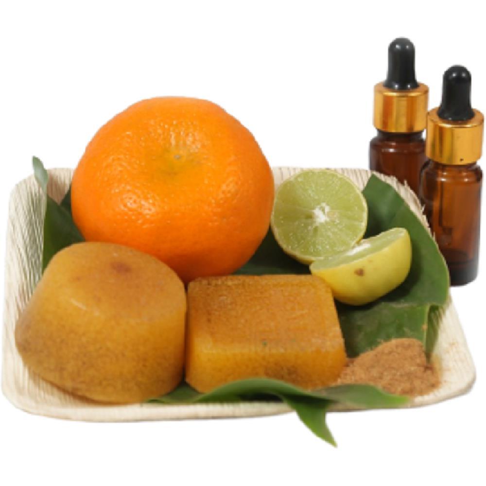 Care Bunch Handmade Citrus Soap (70g)