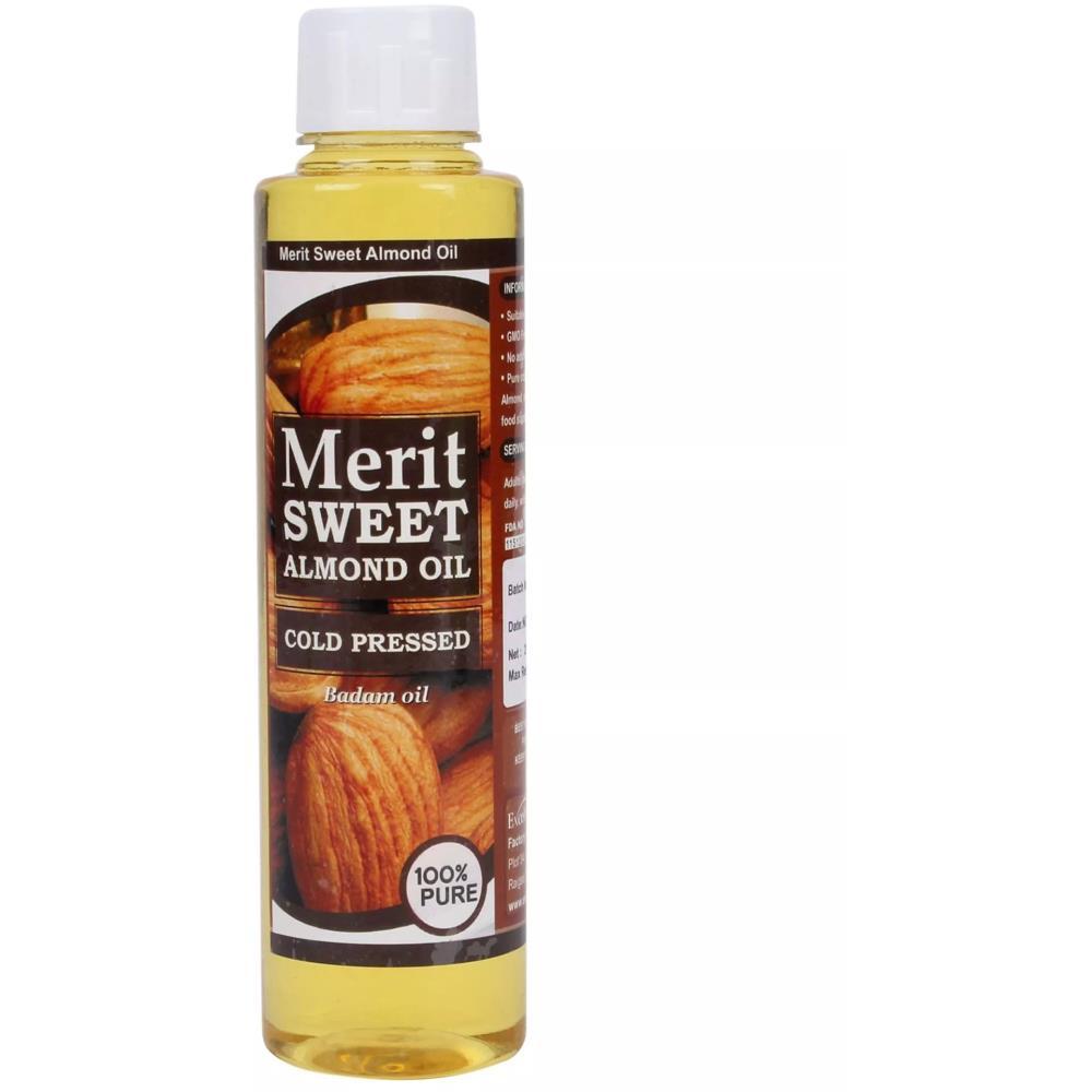 Merit Sweet Almond Oil (250ml)