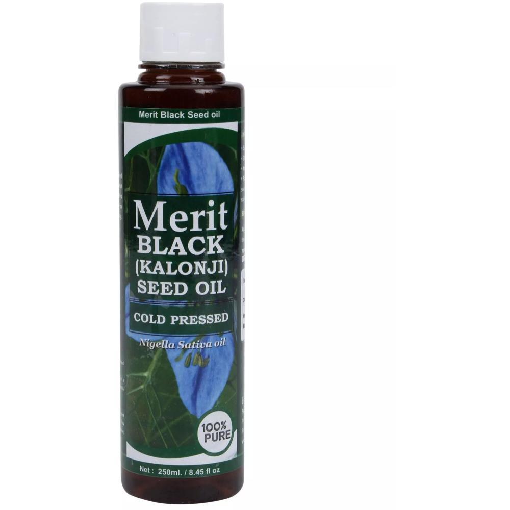 Merit Black Seed Oil (250ml)