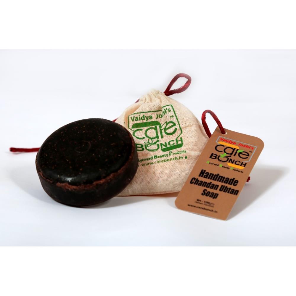 Care Bunch Handmade Chandan Ubtan Soap (100g)