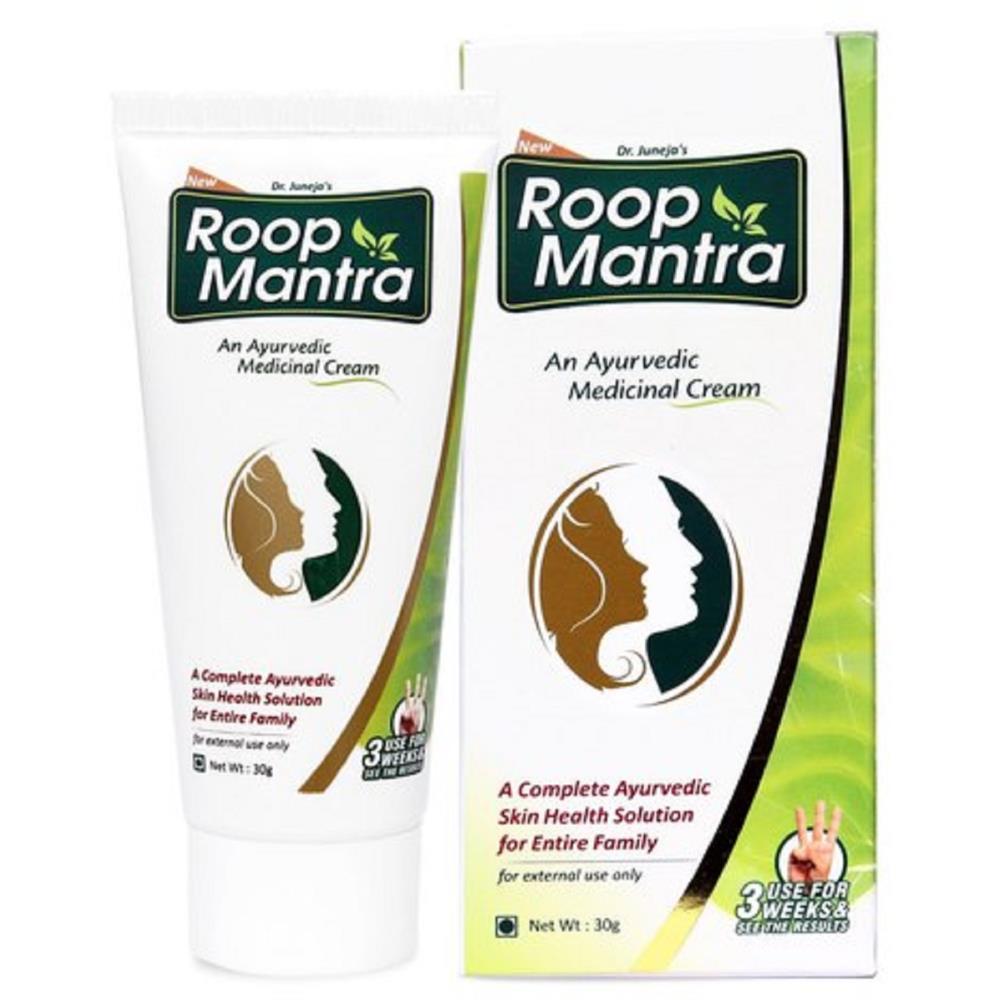 Dr Junejas Roop Mantra Ayurvedic Skin Cream (30g)