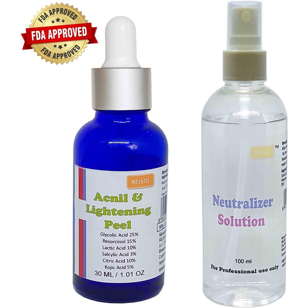 Rejsol Acnil & Lightening Peel (30ml)