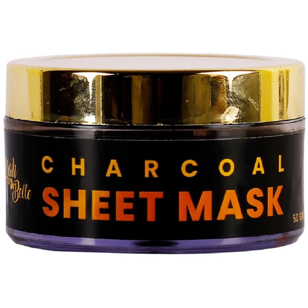 Mirah Belle Charcoal Face Mask Sheet (50g)