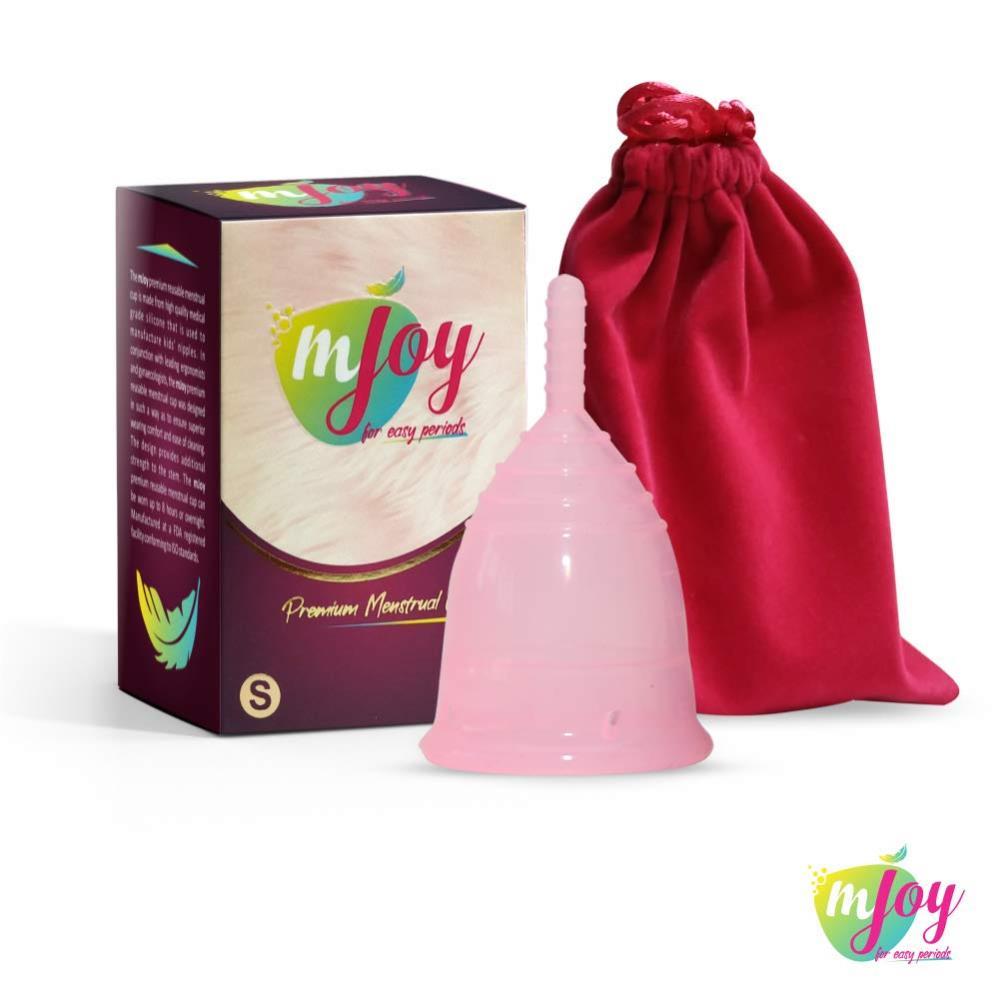 Mjoy Premium Hygienic Period Cup (S)