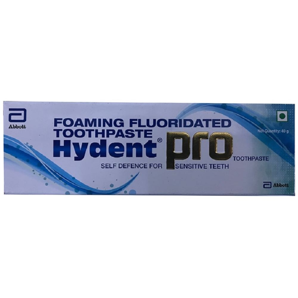 Abbott Hydent Pro Toothpaste (40g)