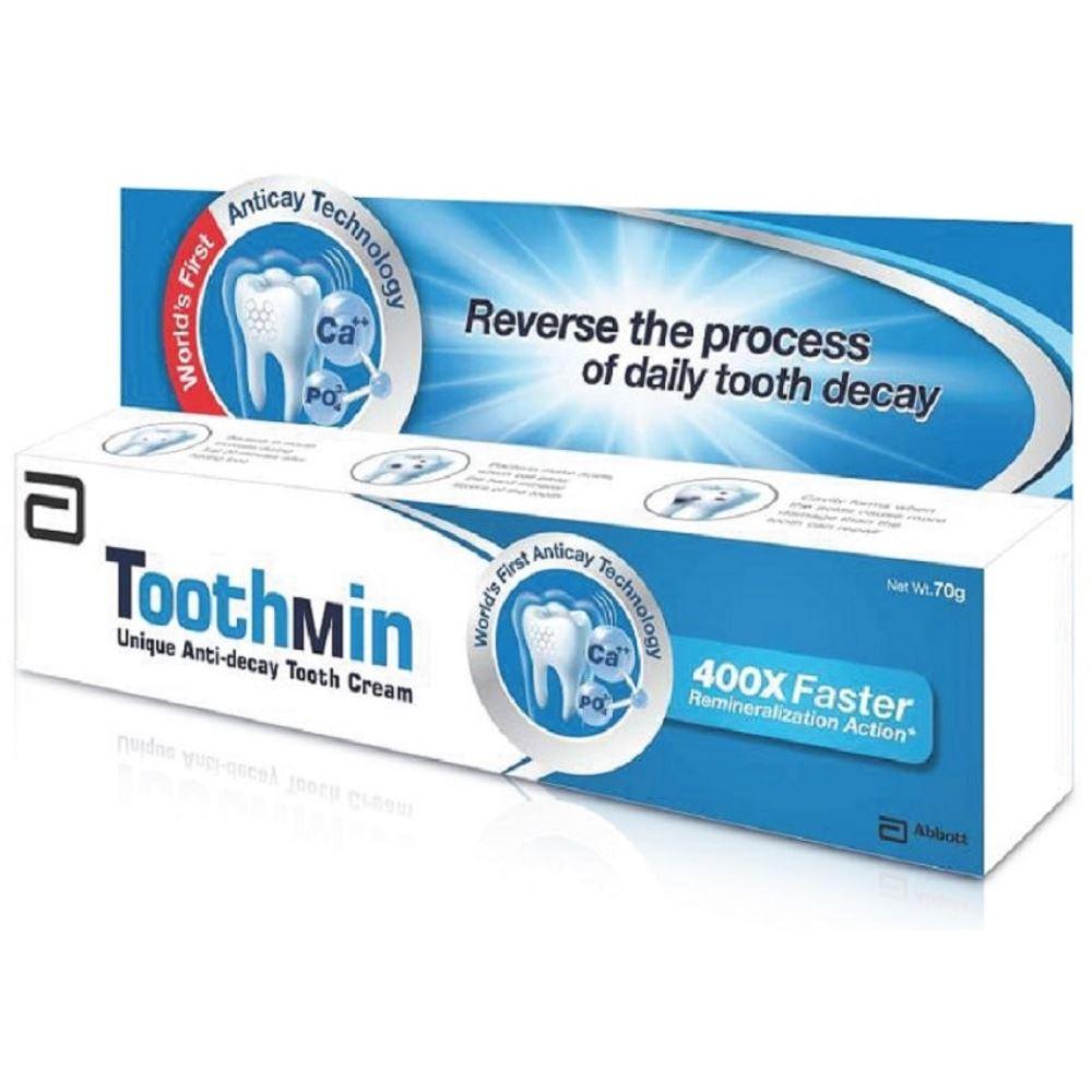 Abbott Toothmin Toothpaste (70g)