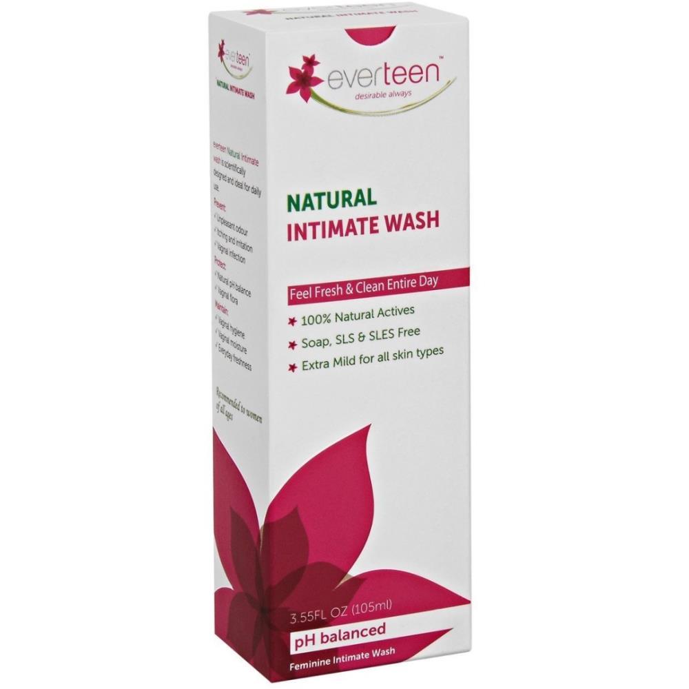 Everteen Feminine Intimate Wash (105ml)